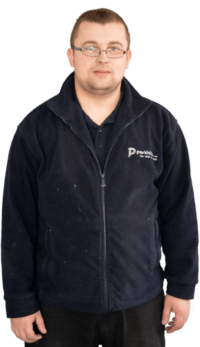 PARKHILLS CAR CENTRE Featured Employee